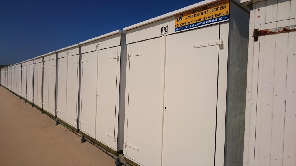 A. van Rooijen strandhuisjesverhuur | strandhuisjes.com