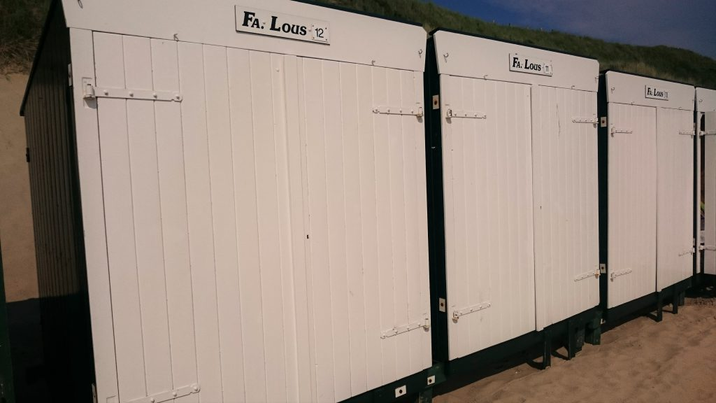 Fa. Lous strandhuisjesverhuur | strandhuisjes.com