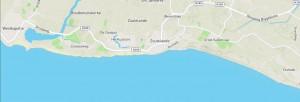 Overzicht locaties   strandhuisjes.com