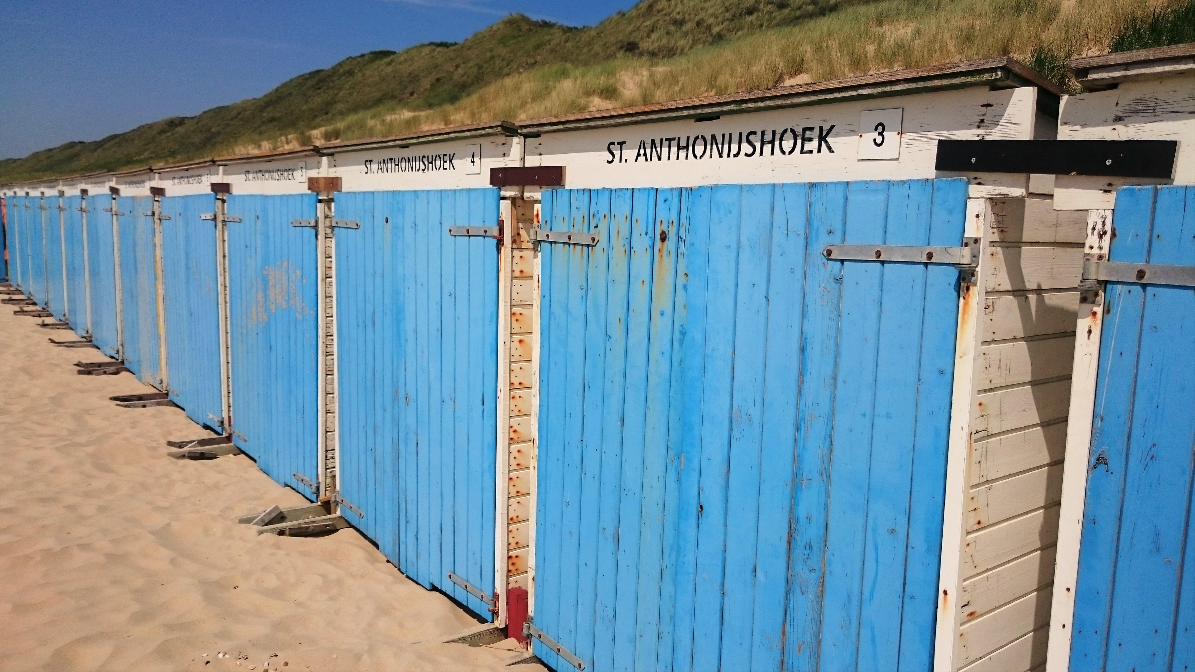 St. Anthonijshoek strandhuisjesverhuur | strandhuisjes.com